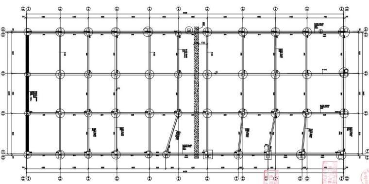 [贵州]单层框架结构地下车库结构施工图2020_3