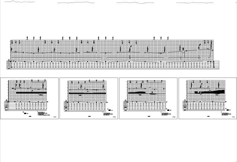 [广东]双向6车道城市主干路施工图纸全套_2
