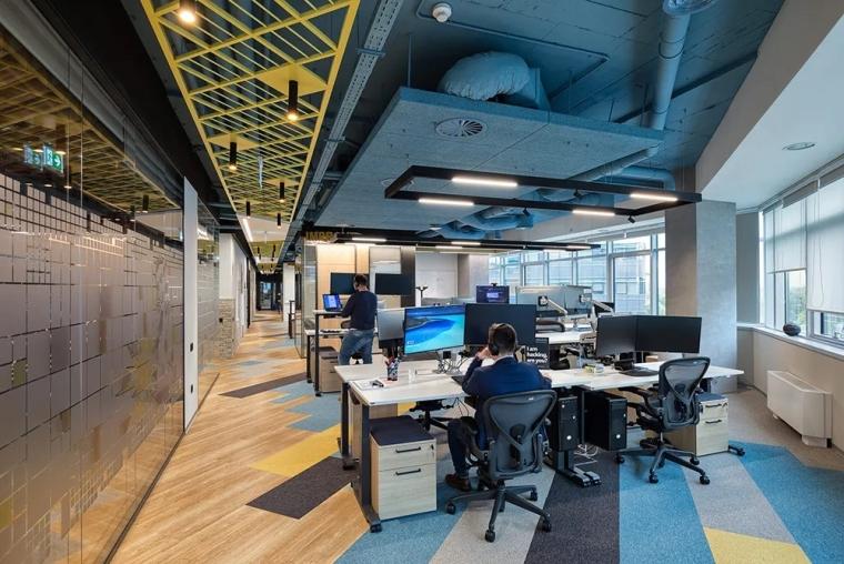 塞尔维亚TechL05开发部门办公室_8