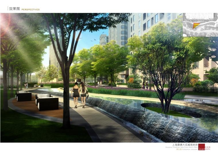 [上海]高端精品居住区深化方案设计_7
