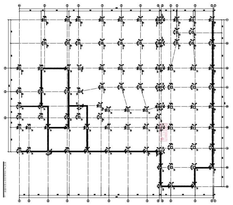-1+4层多层框架结构实验楼结构施工图2020_3