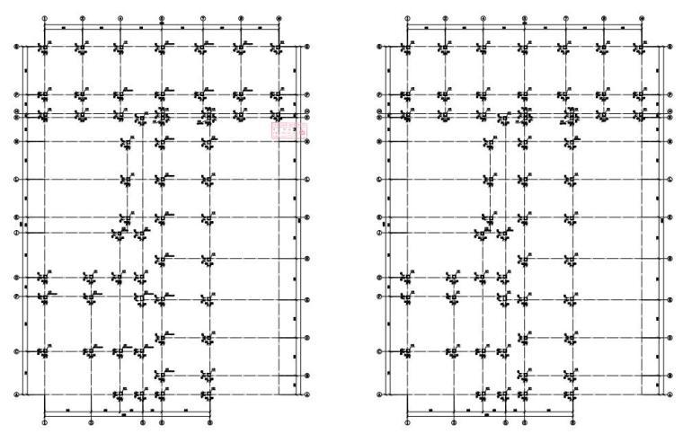 -1+4层多层框架结构实验楼结构施工图2020_4
