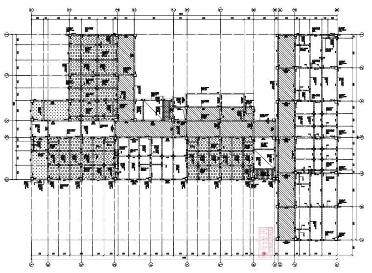 -1+4层多层框架结构实验楼结构施工图2020_1