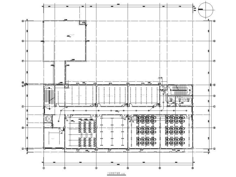 [省院设计]一级消防救援站电气施工图2020_1