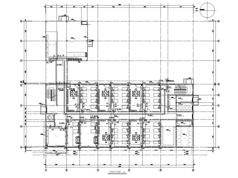 [省院设计]一级消防救援站电气施工图2020_2