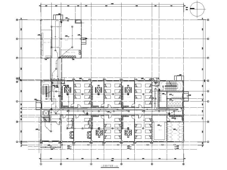 [省院设计]一级消防救援站电气施工图2020_3