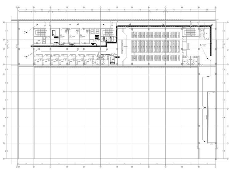 [山西]医院及机房弱电智能化图纸(多种系统)_2