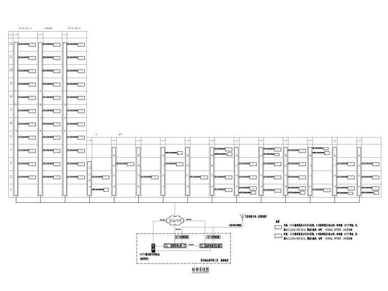 [山西]医院及机房弱电智能化图纸(多种系统)_3