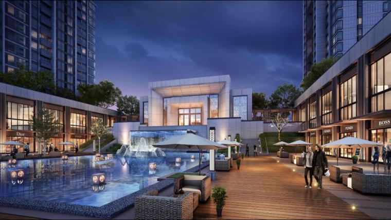 [武汉]居住区规划设计文本PDF2018_1