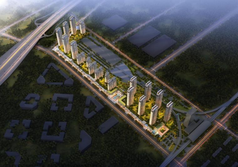 [武汉]居住区规划设计文本PDF2018_3