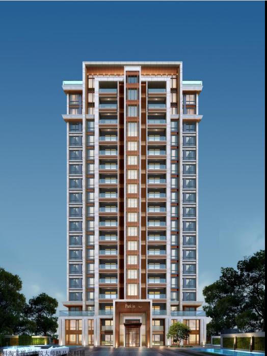 [武汉]居住区规划设计文本PDF2018_7