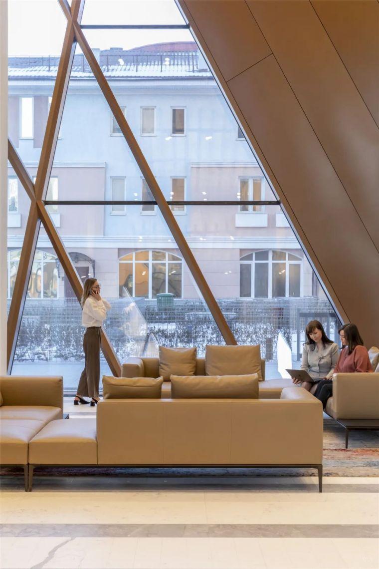福斯特事务所新作:RCC俄罗斯总部大楼_21