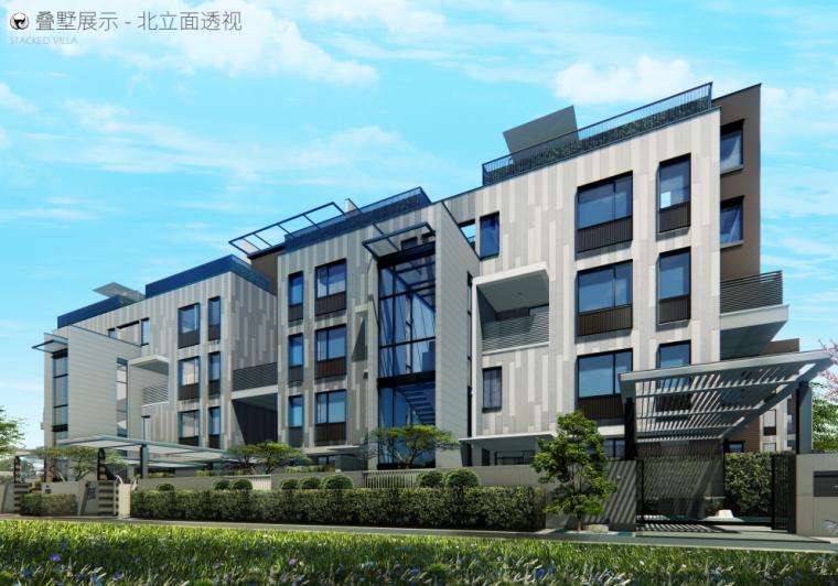 [南京]洋房+叠拼居住区规划设计文本PDF_2