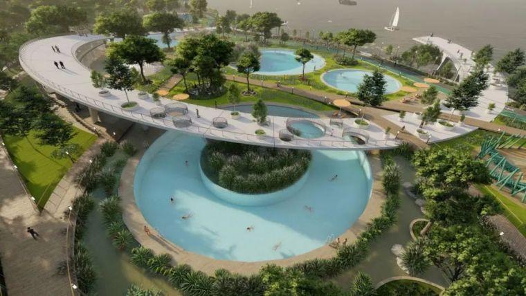 滨水景观设计,美出新高度!_36