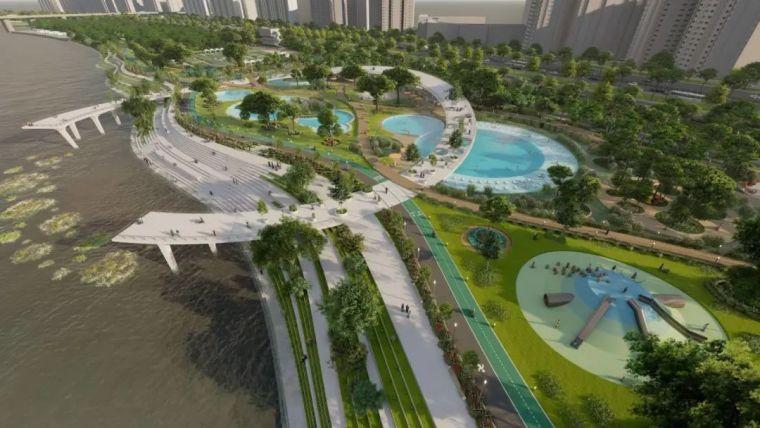 滨水景观设计,美出新高度!_33