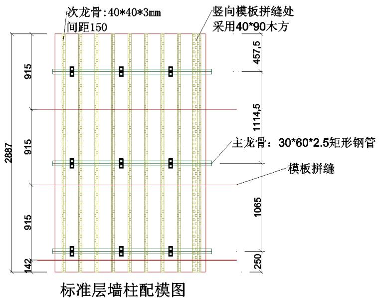 [吉林]高层剪力墙住宅楼模板专项施工方案_6
