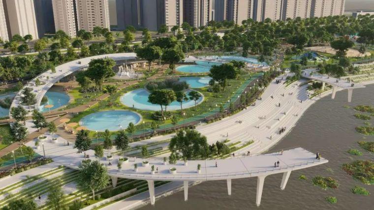 滨水景观设计,美出新高度!_37