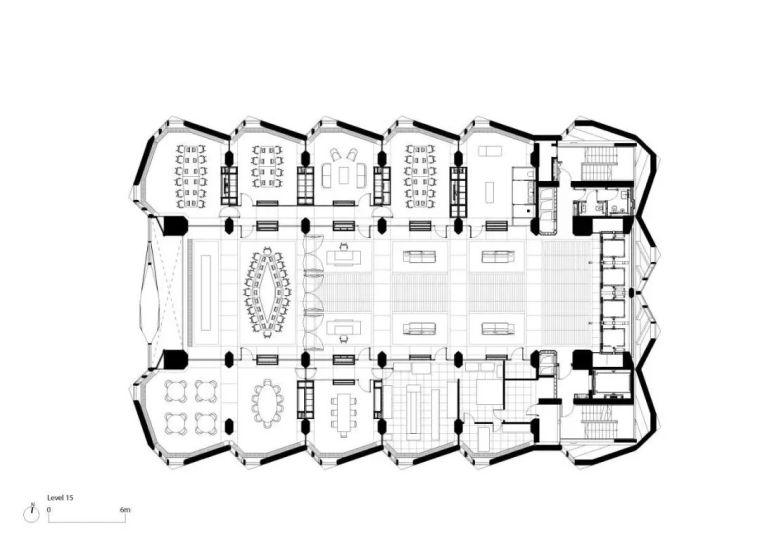 福斯特事务所新作:RCC俄罗斯总部大楼_37