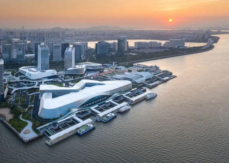 """凝固的""""白色浪花"""",厦门海峡旅游服务中心_5"""