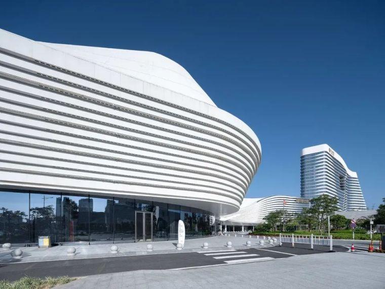 """凝固的""""白色浪花"""",厦门海峡旅游服务中心_17"""