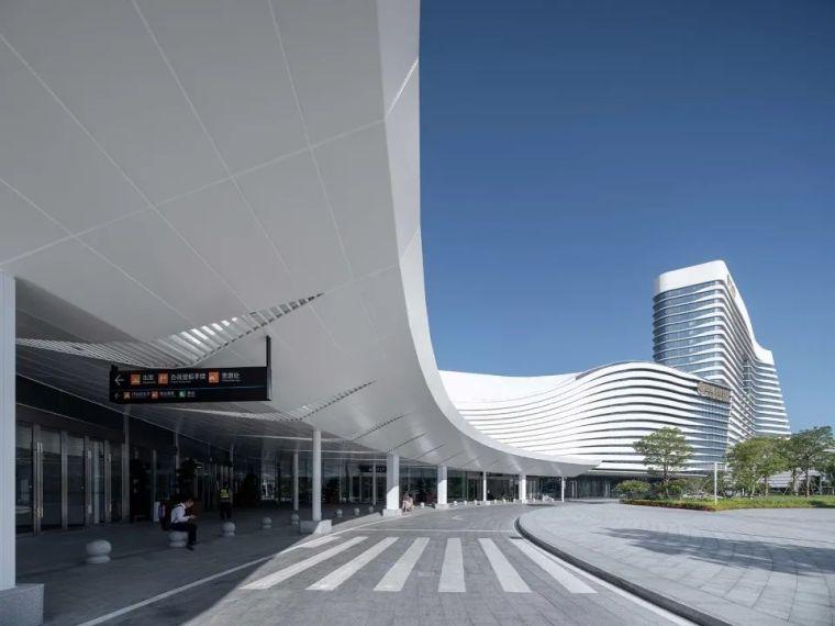 """凝固的""""白色浪花"""",厦门海峡旅游服务中心_19"""