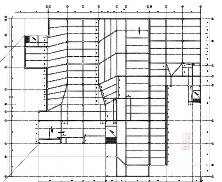 -2+4层框架结构综合楼结构施工图2020_3