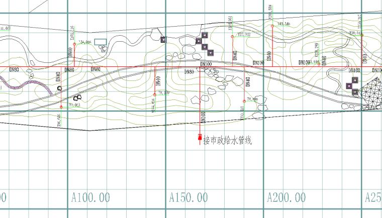 园林施工图的组成及要求(ppt)_3