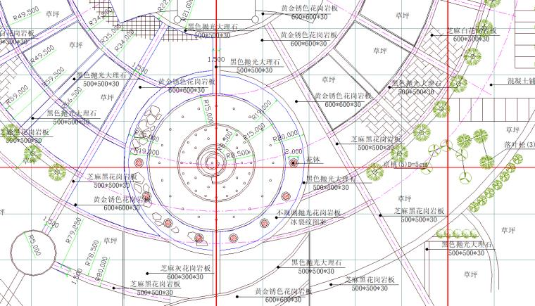 园林施工图的组成及要求(ppt)_6