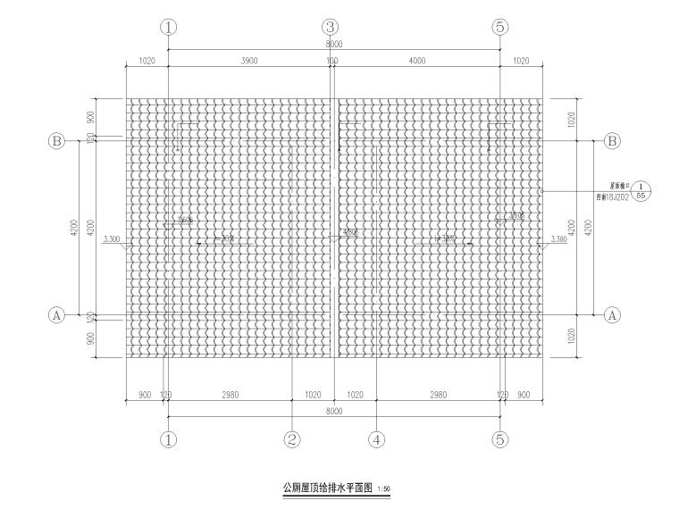 公厕项目全套图纸招标文件_9