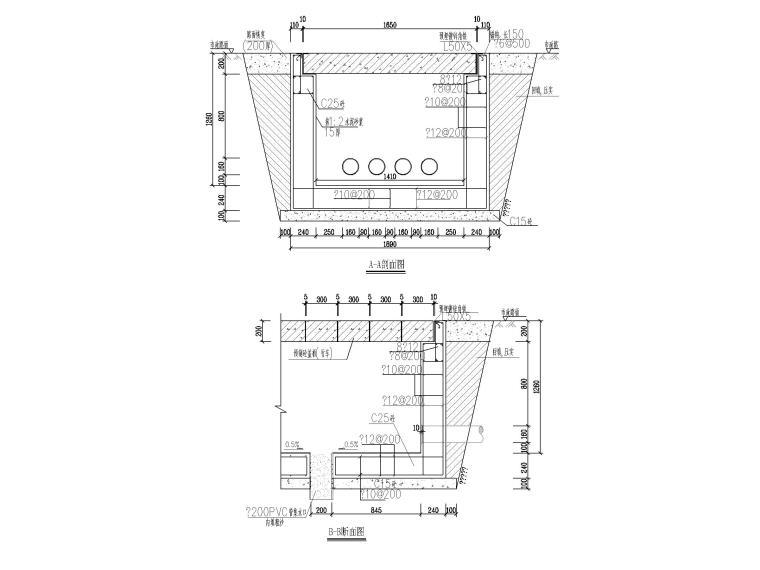 [贵州]电池材料生产线水电施工图(2020)_9