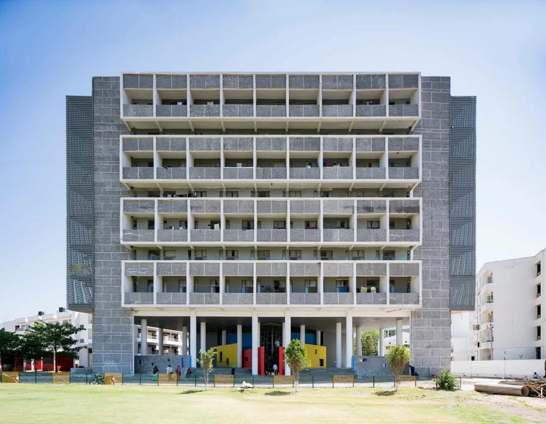 昌迪加尔学院学生宿舍