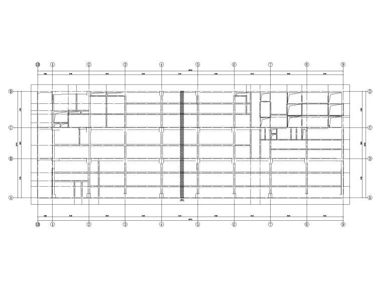 20层框架剪力墙结构医院结构施工图2019CAD_7