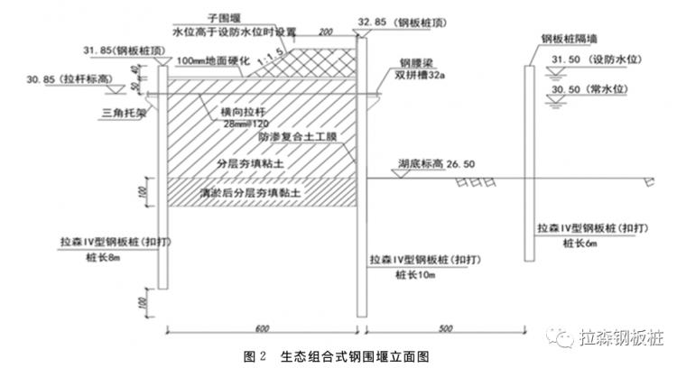 湖底隧道组合式生态围堰施工技术_3