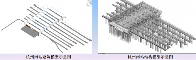 BIM技术杭州南站项目综合应用案例赏析_1