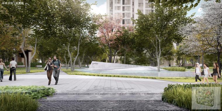 [重庆]现代东南亚风-艺术奢华住宅景观方案_16