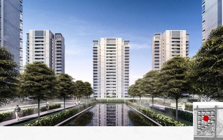 [浙江]现代风低密宜居社区住宅建筑方案设计_12