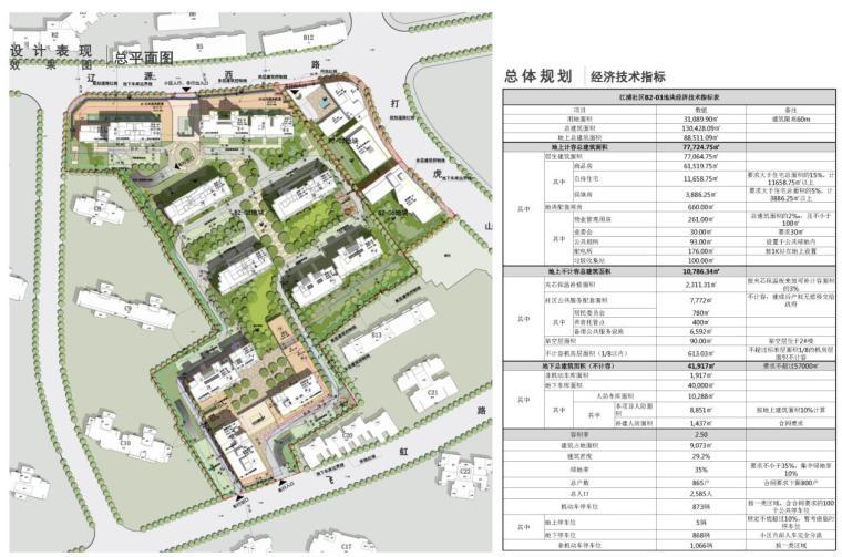 [上海]常规住宅类-售楼处项目立面造型方案_3