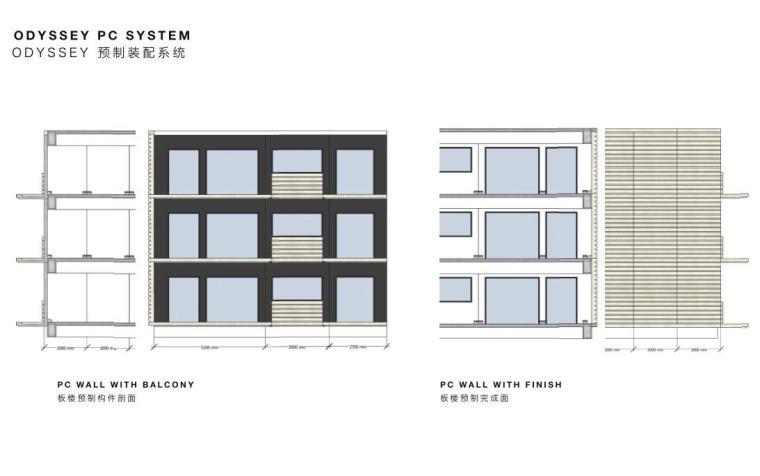 [广东]国际优雅-轻奢隐貴住宅建筑方案设计_9