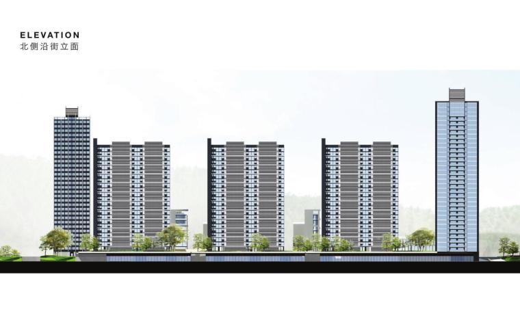 [广东]国际优雅-轻奢隐貴住宅建筑方案设计_3