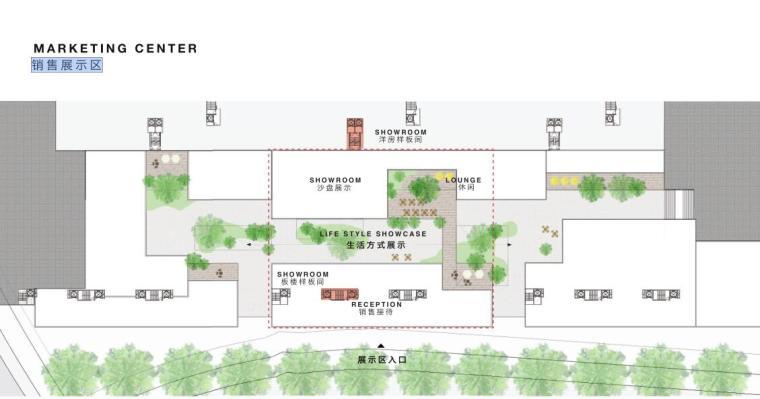 [广东]国际优雅-轻奢隐貴住宅建筑方案设计_5
