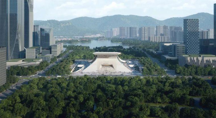 凝固的巨浪'深圳改革开放展览馆'竞赛方案_6
