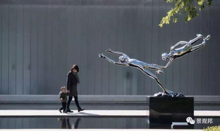 当下最流行的60款景观雕塑,原来是这样的哦_11
