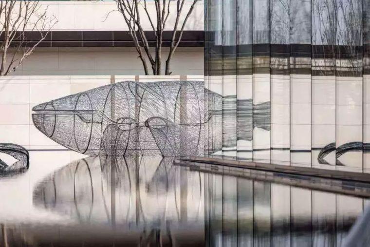 当下最流行的60款景观雕塑,原来是这样的哦_54
