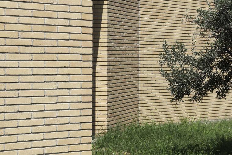 意大利Frisa公墓扩建与纪念性景观_9