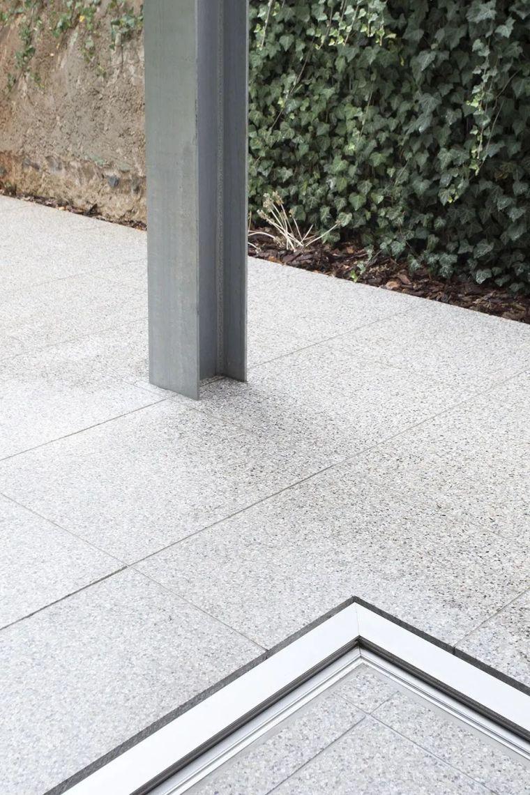 斜坡花园下的透明厨房-GALGEN住宅加建_19