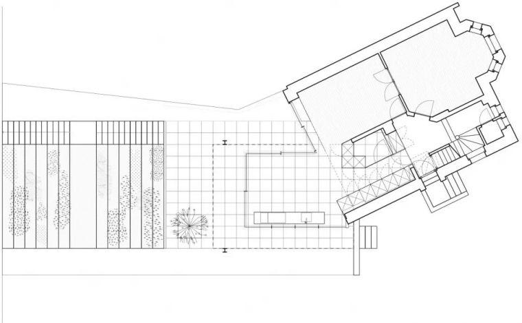 斜坡花园下的透明厨房-GALGEN住宅加建_20