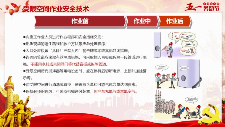[劳动节]五一建筑工程施工及交通安全培训_3