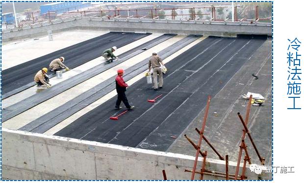全面详解屋面防水施工技术!_32