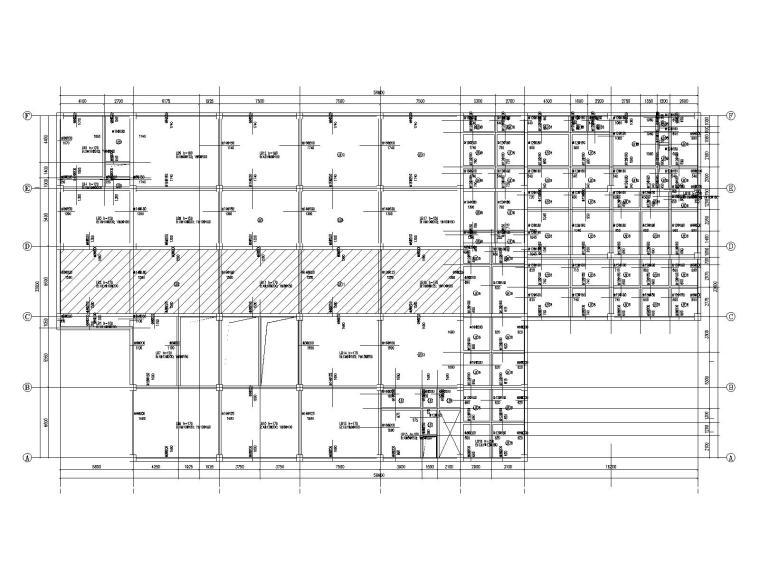 下载TOP30框架框剪结构施工图,实时更新!_3
