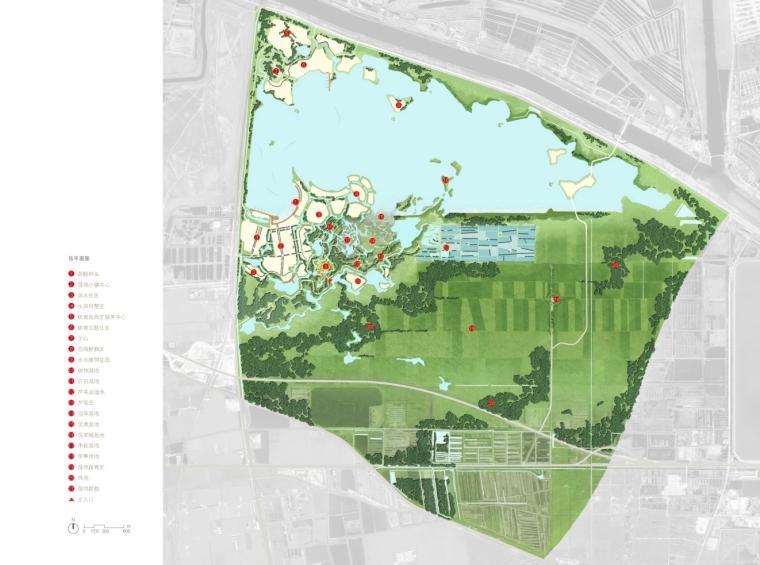 [江西]知名湿地生态公园概念规划方案_1